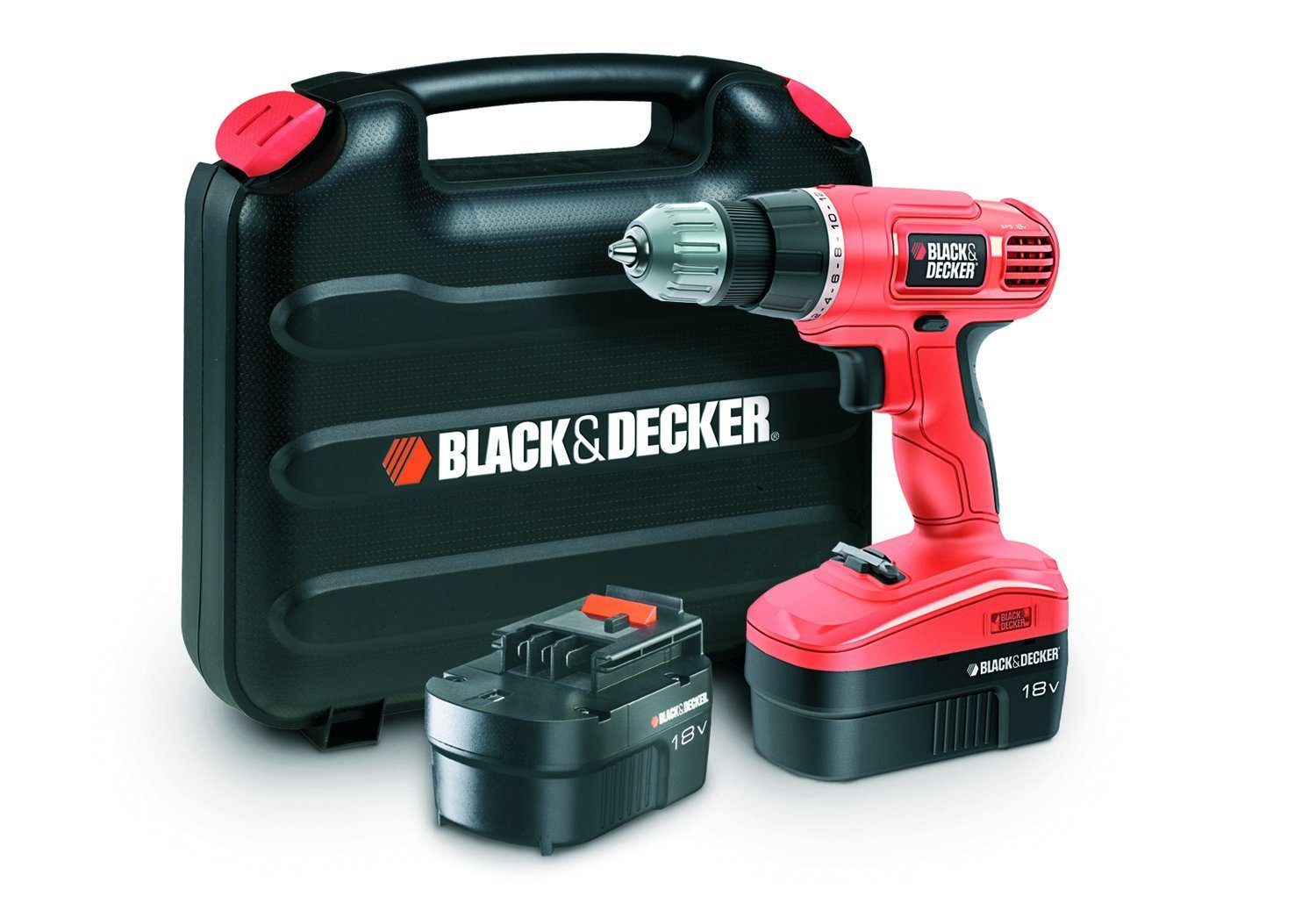 Perceuse visseuse Black & Decker